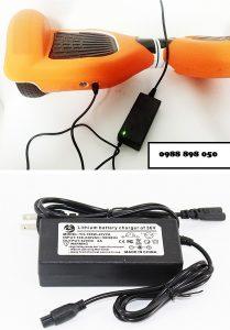 Bộ sạc pin xe điện cân bằng 42V-2A