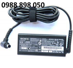 Sạc laptop sony 19.5V 2.3A (45W) zin chính hãng
