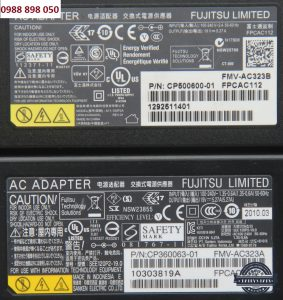sạc laptop fujitsu 19v 5.27a zin bóc máy