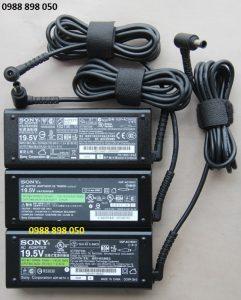 Sạc laptop Sony Vaio 19.5v 4.7a hàng zin chính hãng theo máy