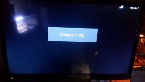 Một số lỗi hỏng tivi bật không lên hình và cách khắc phục