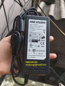 Nguồn 12v 3.33a đầu ghi camera hikvision chính hãng