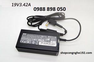 Sạc laptop Acer 19v 3.42a PA-1650-86 hàng zin theo máy