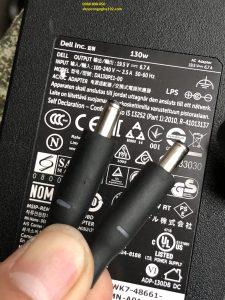 Sạc Laptop Dell Inspiron AIO 7459 hàng chính hãng bóc máy