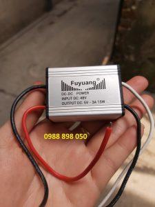 mạch hạ áp điện 48v xuống 5v 3a loại tốt