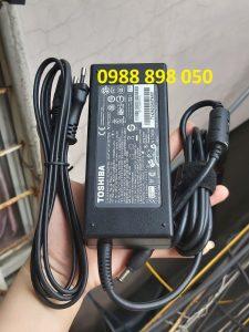 Sạc máy tính 19V 6.32A Toshiba chính hãng