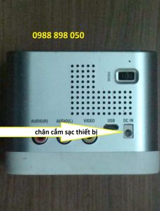 sạc máy chiếu mini DreamCube NPP-P101