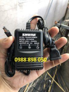 Adapter-nguồn shure 12v 800ma
