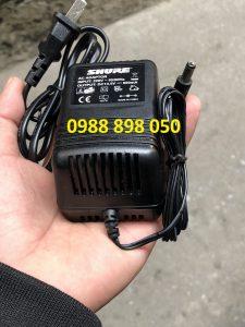 cục nguồn cho mic không dây Shure 13.5V-600mA