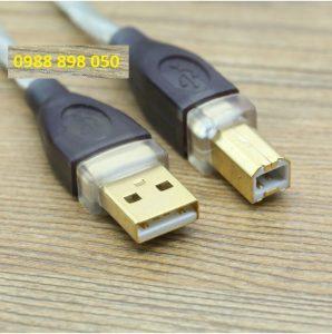 DÂY CÁP USB MÁY IN CANON EPSON HP LOẠI TỐT